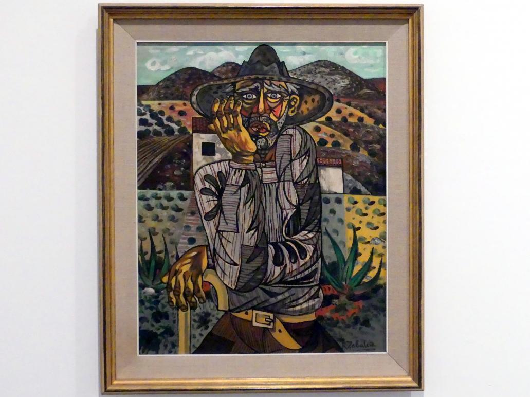 Rafael Zabaleta: Andalusischer Bauer, 1951