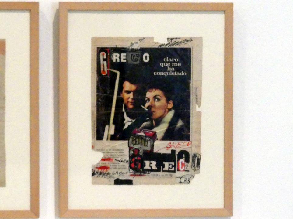 Alberto Greco: Natürlich hat er mich erobert, 1964