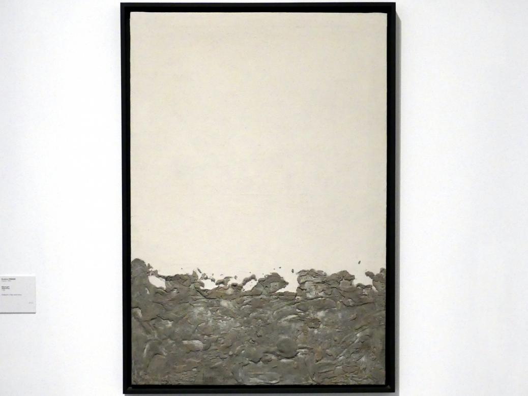 Gustavo Torner: Weiß-Grau, 1960