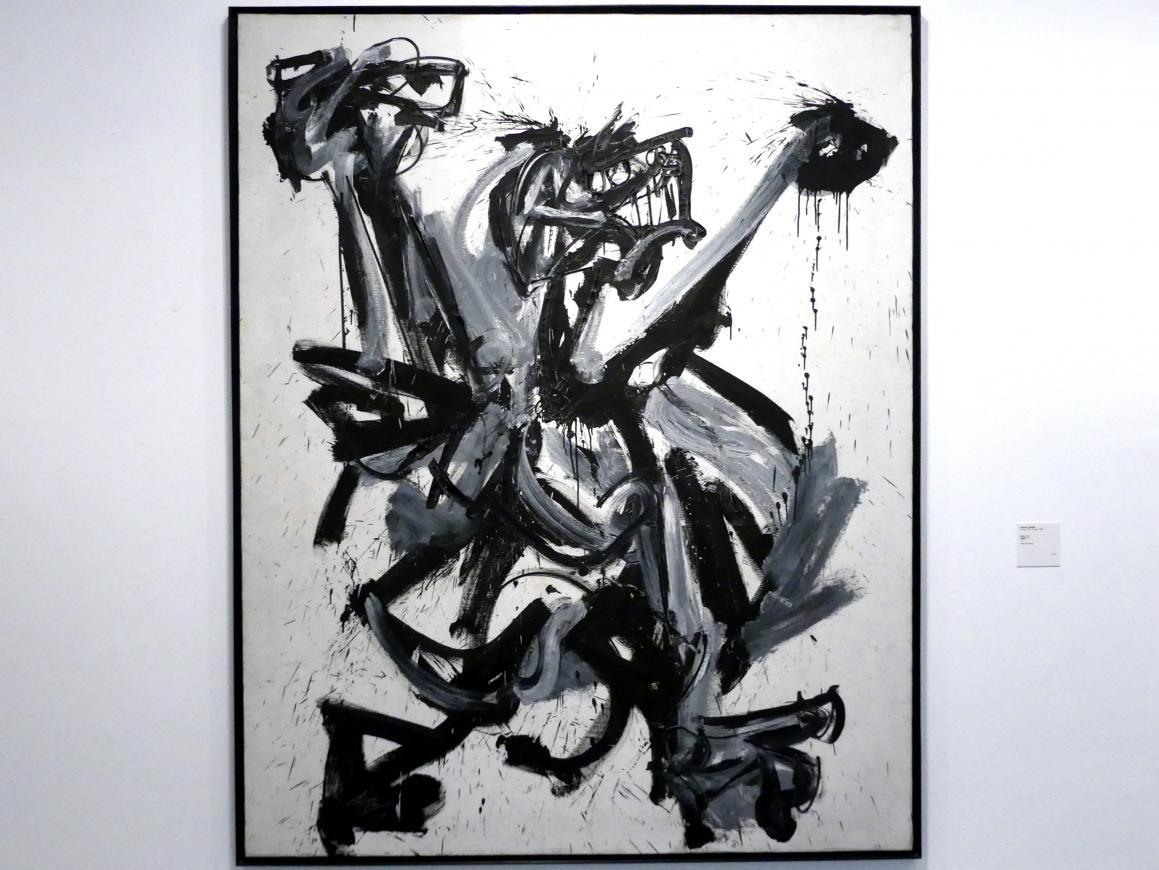 Antonio Saura: Schrei Nr. 7, 1959