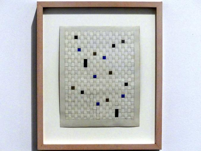 Gego (Gertrud Louise Goldschmidt): Weberei 90/41, 1990