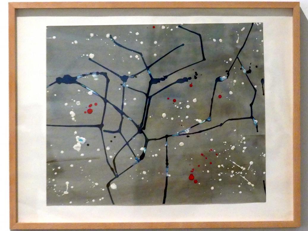 Constant (Constant Anton Nieuwenhuys): Stoffdesign Malagueña, um 1956