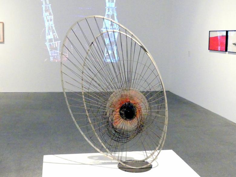 Constant (Constant Anton Nieuwenhuys): Nebelmechanik, um 1956