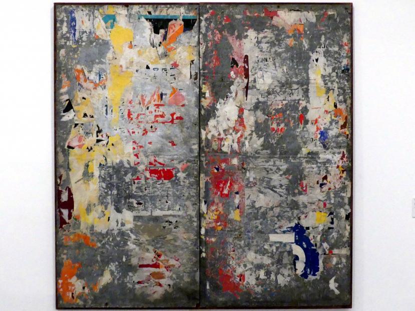 Raymond Hains: Ohne Titel, 1959