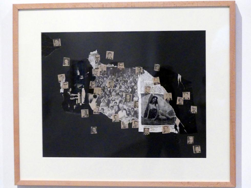 Joan Rabascall: Ein Mädchen auf üppiger Linie gebaut, 1968