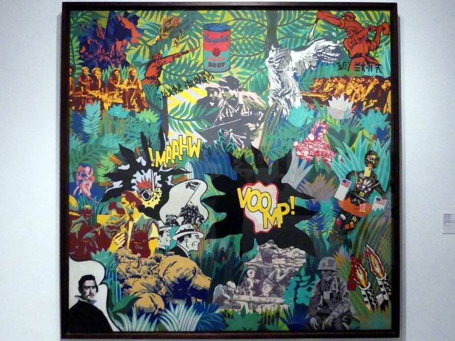 Equipo Crónica: Sozialistischer Realismus und Pop Art auf dem Schlachtfeld, 1969