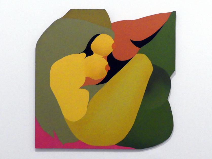 Ángela García Codoñer: Selbstablenkung, 1973