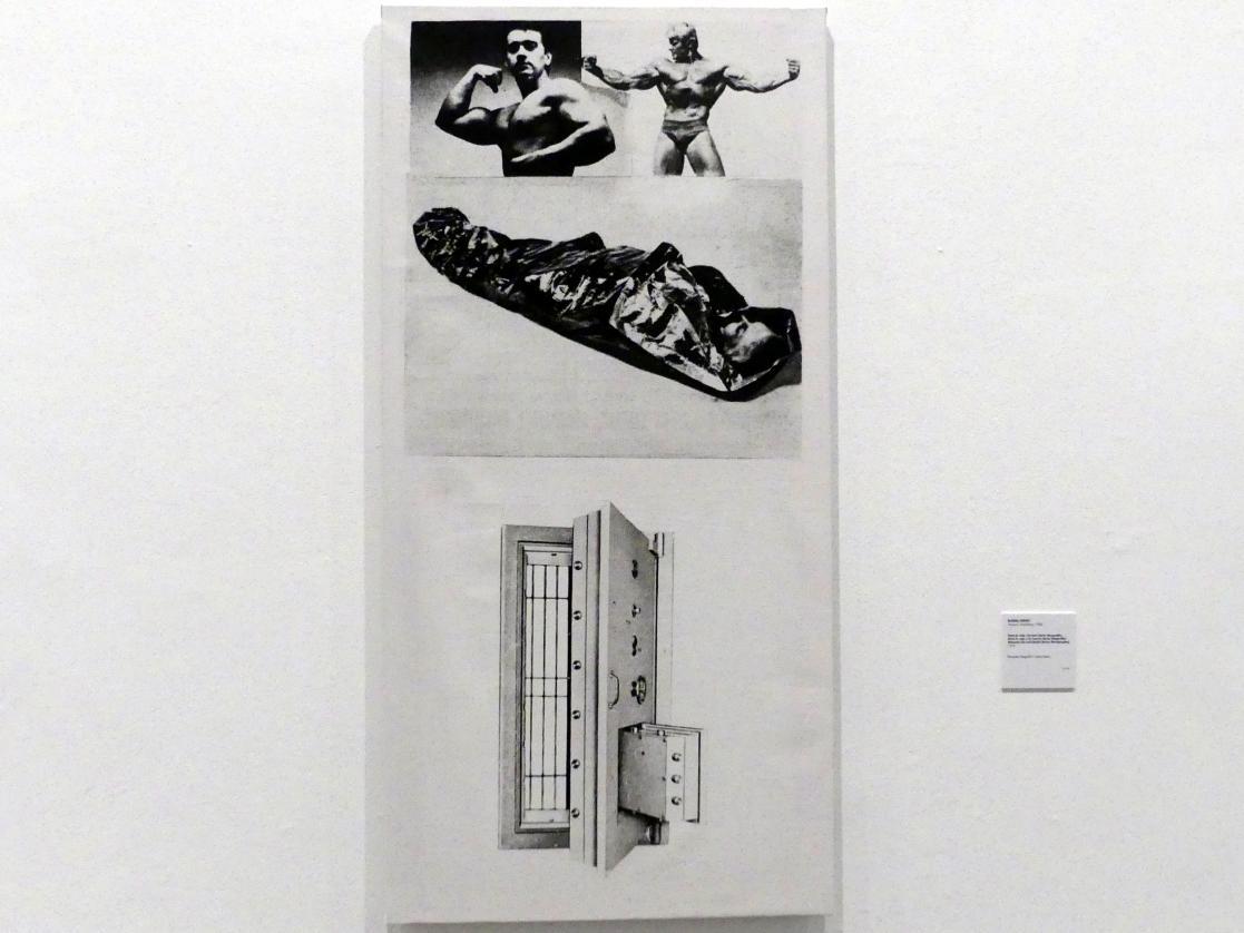 Eulàlia Grau: Zwischen Leben und Tod (Serie Ethnographie), 1974