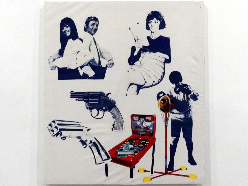 Eulàlia Grau: Freizeit (Serie Ethnographie), 1974