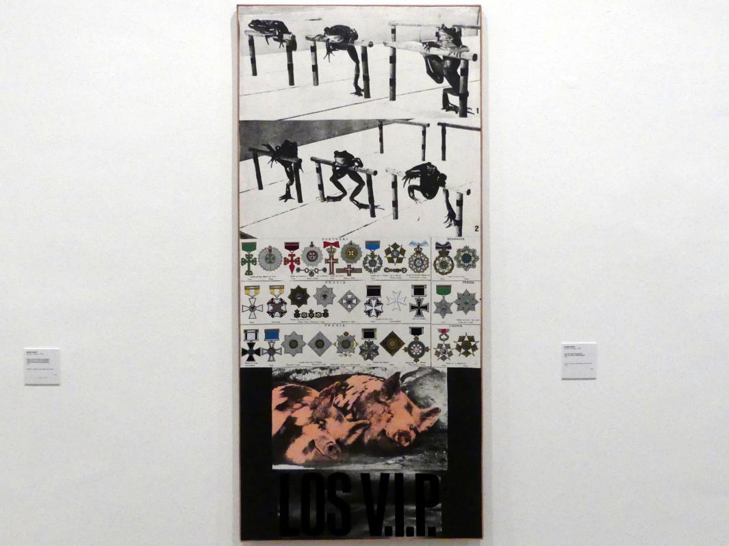 Eulàlia Grau: V.I.P. (Serie Ethnographie), 1973