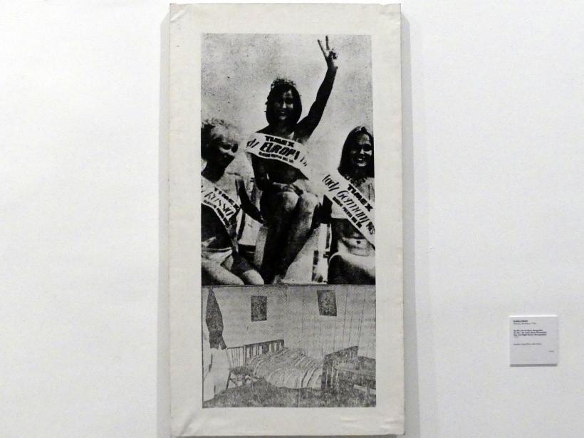 Eulàlia Grau: Tag und Nacht (Serie Ethnographie), 1973