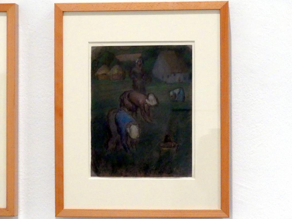 Julio González: Obsternte, 1919