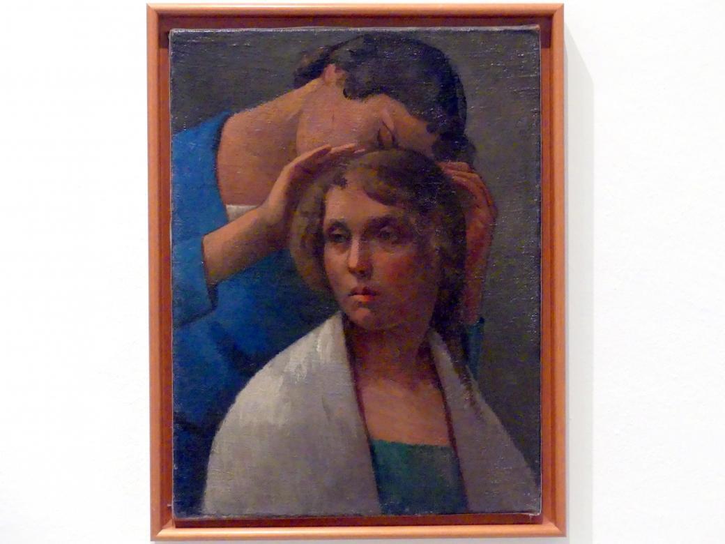 Julio González: Zwei Frauen, um 1920 - 1928