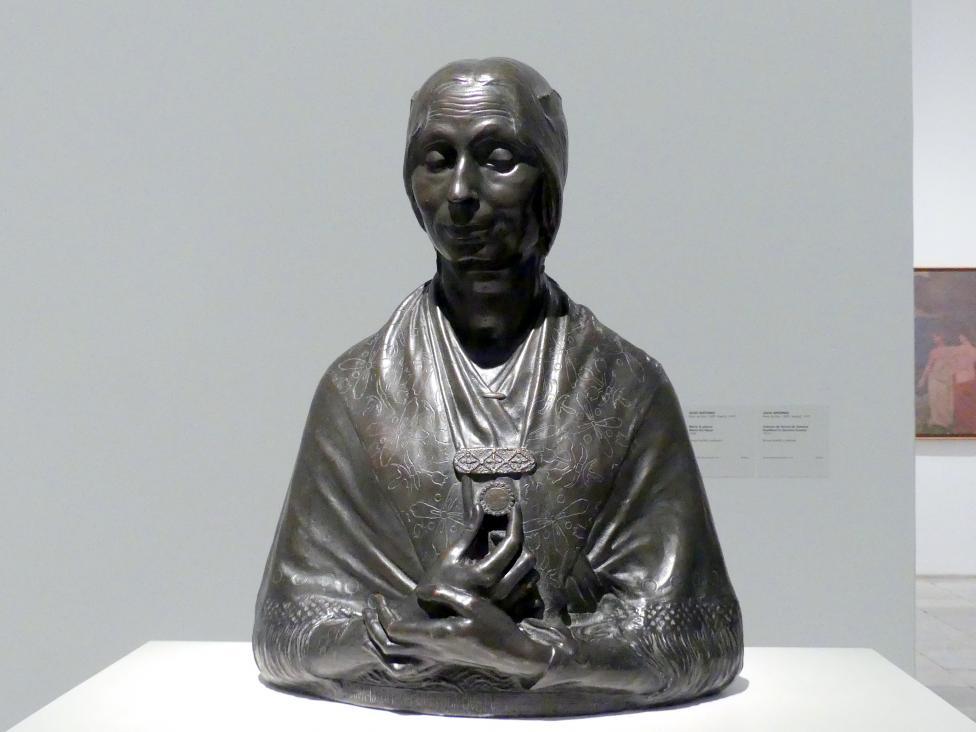 Julio Antonio: Maria die Zigeunerin, um 1908
