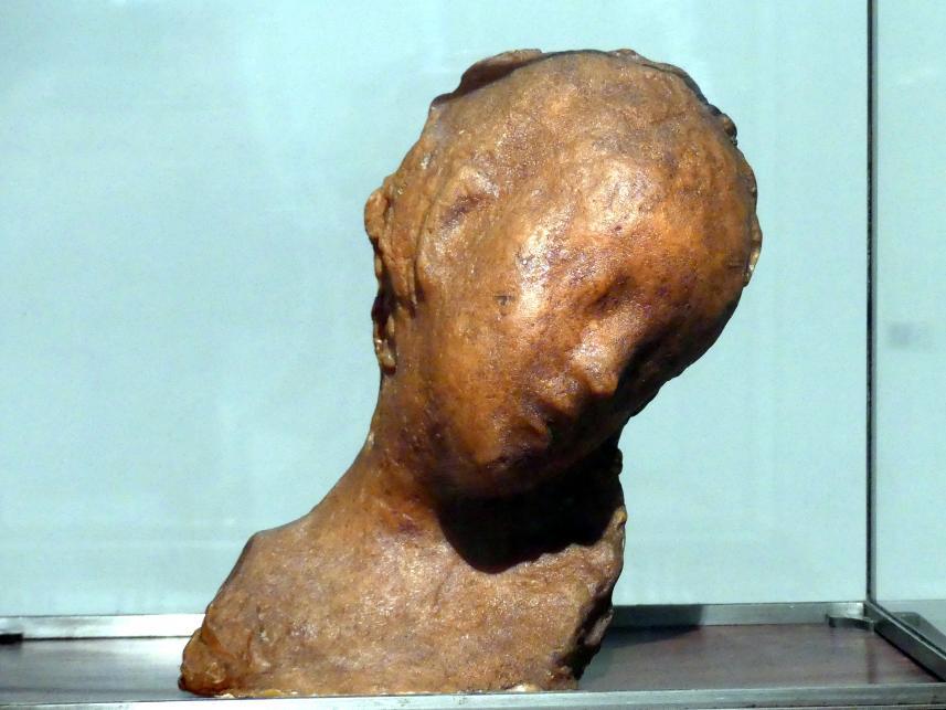 Medardo Rosso: Krankes Kind, 1889 - 1892