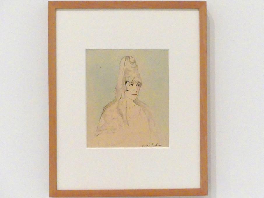 Francis Picabia: Spanierin, um 1917 - 1920