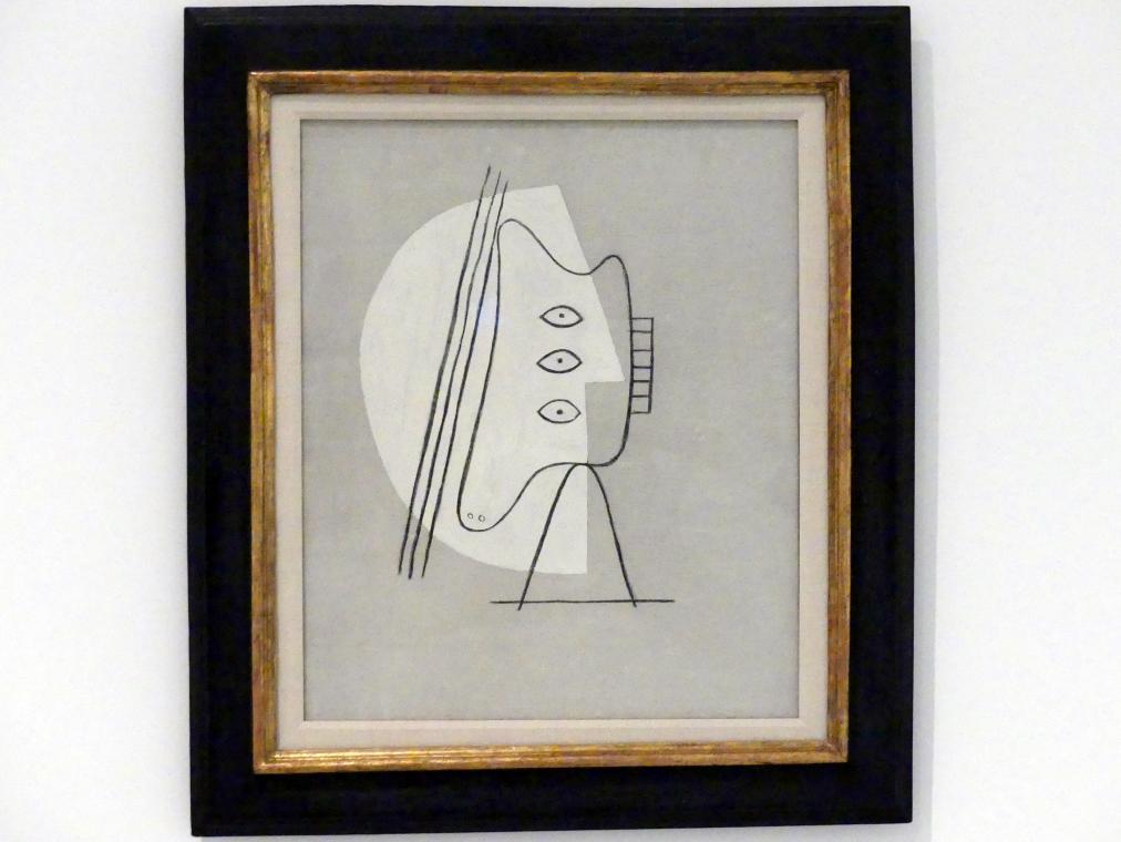 Pablo Picasso: Figur, 1928