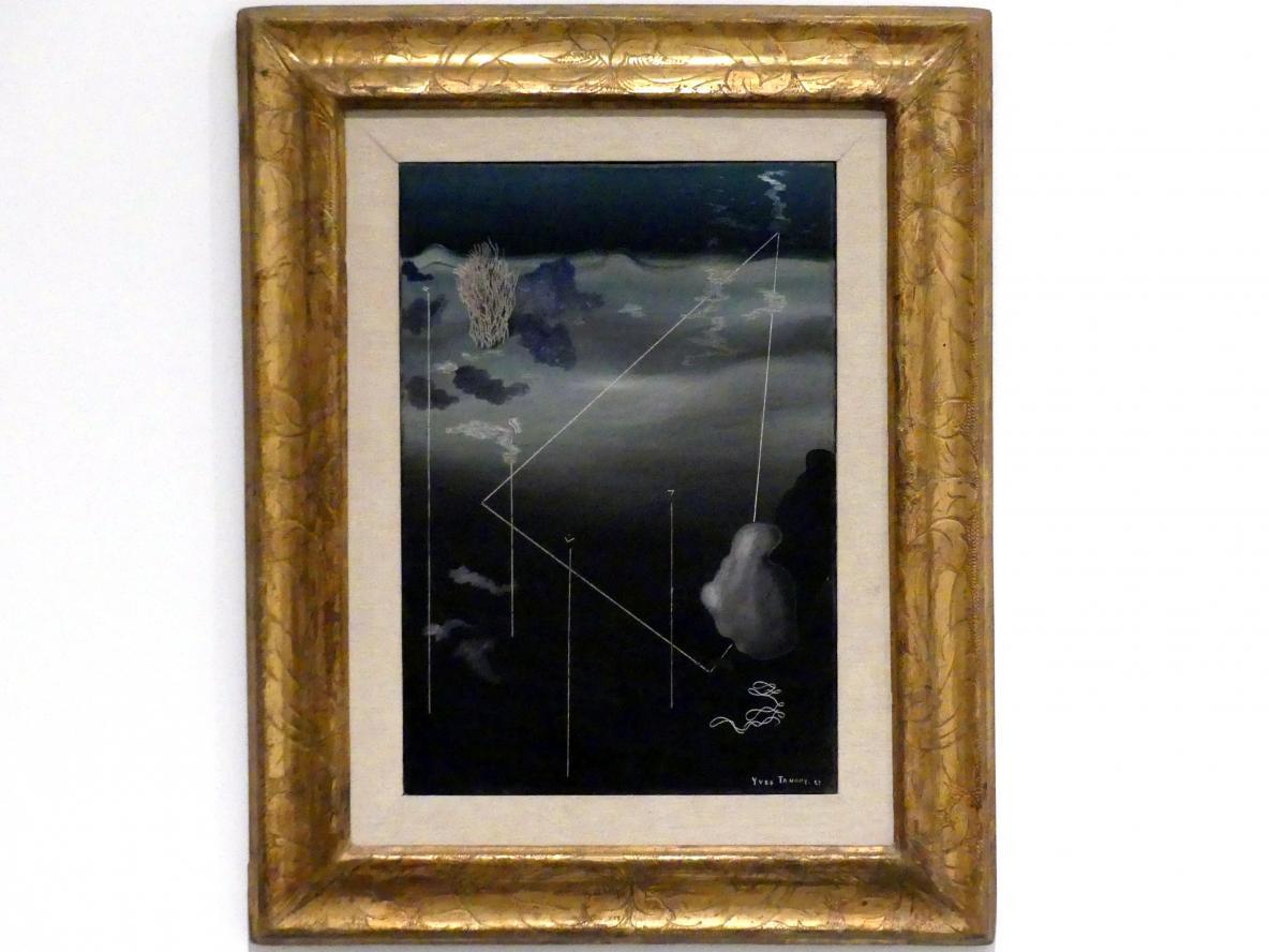 Yves Tanguy: Belomantie I, 1927