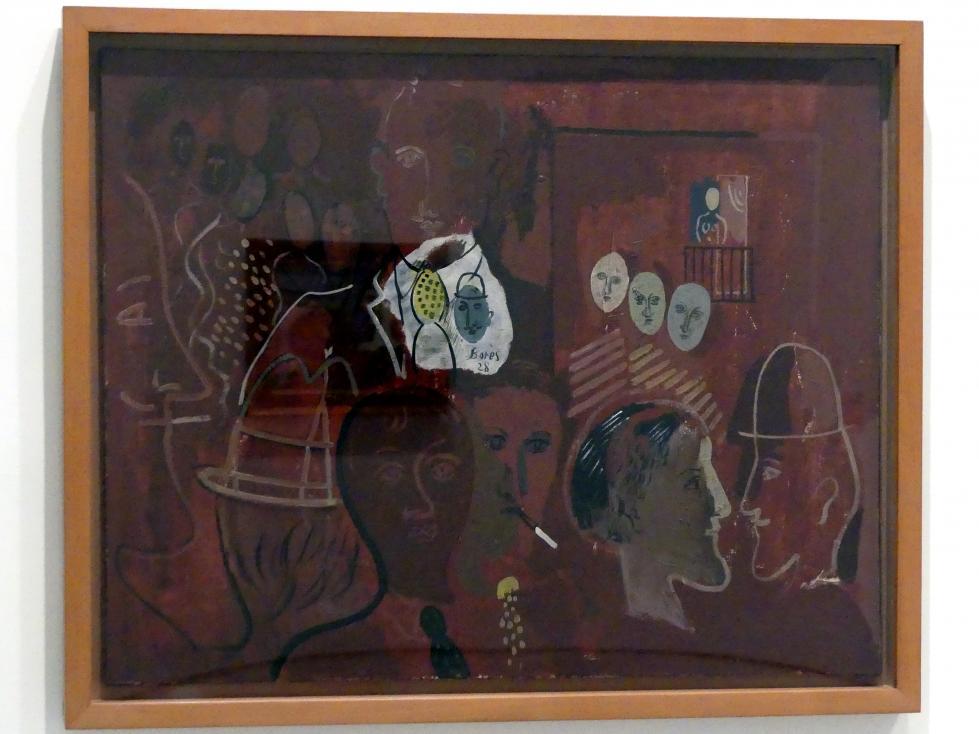 Francisco Bores: Ohne Titel, 1928