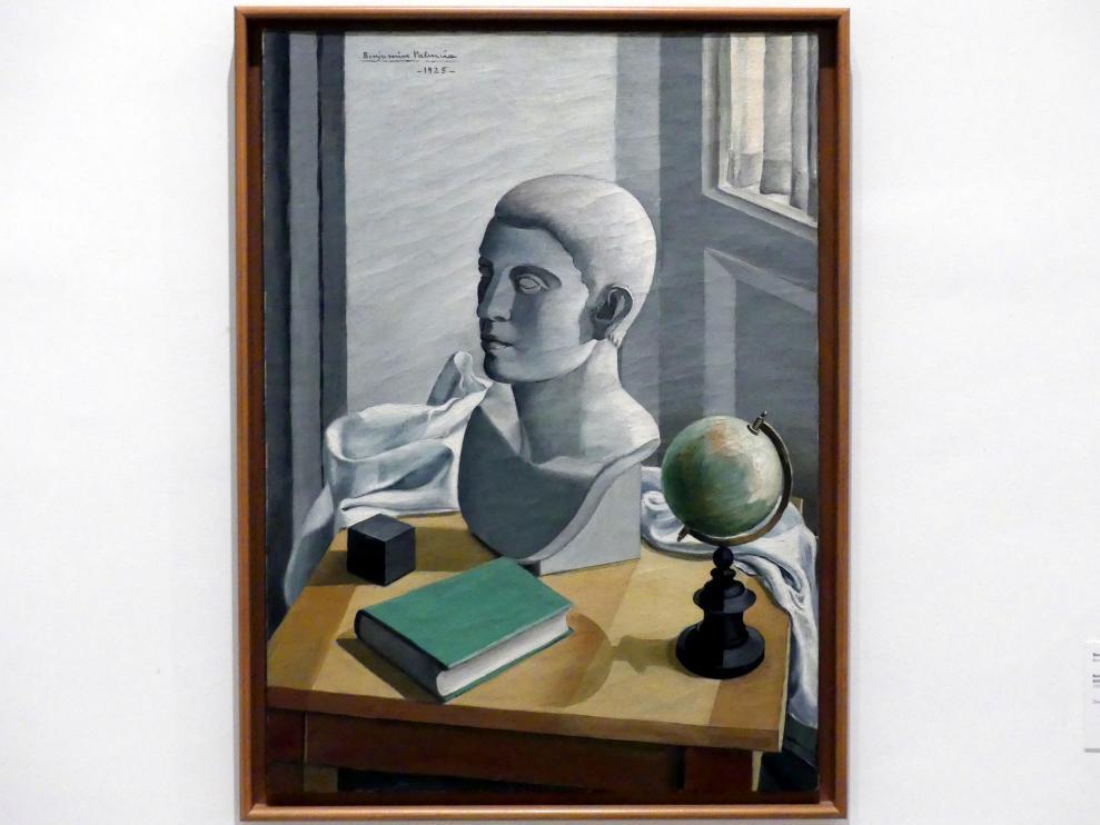 Benjamin Palencia: Stillleben, 1925