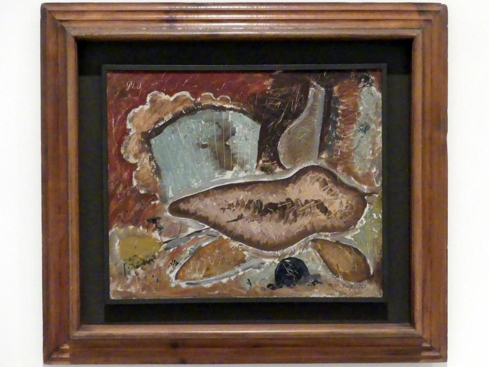 Man Ray: Das Brot, 1926