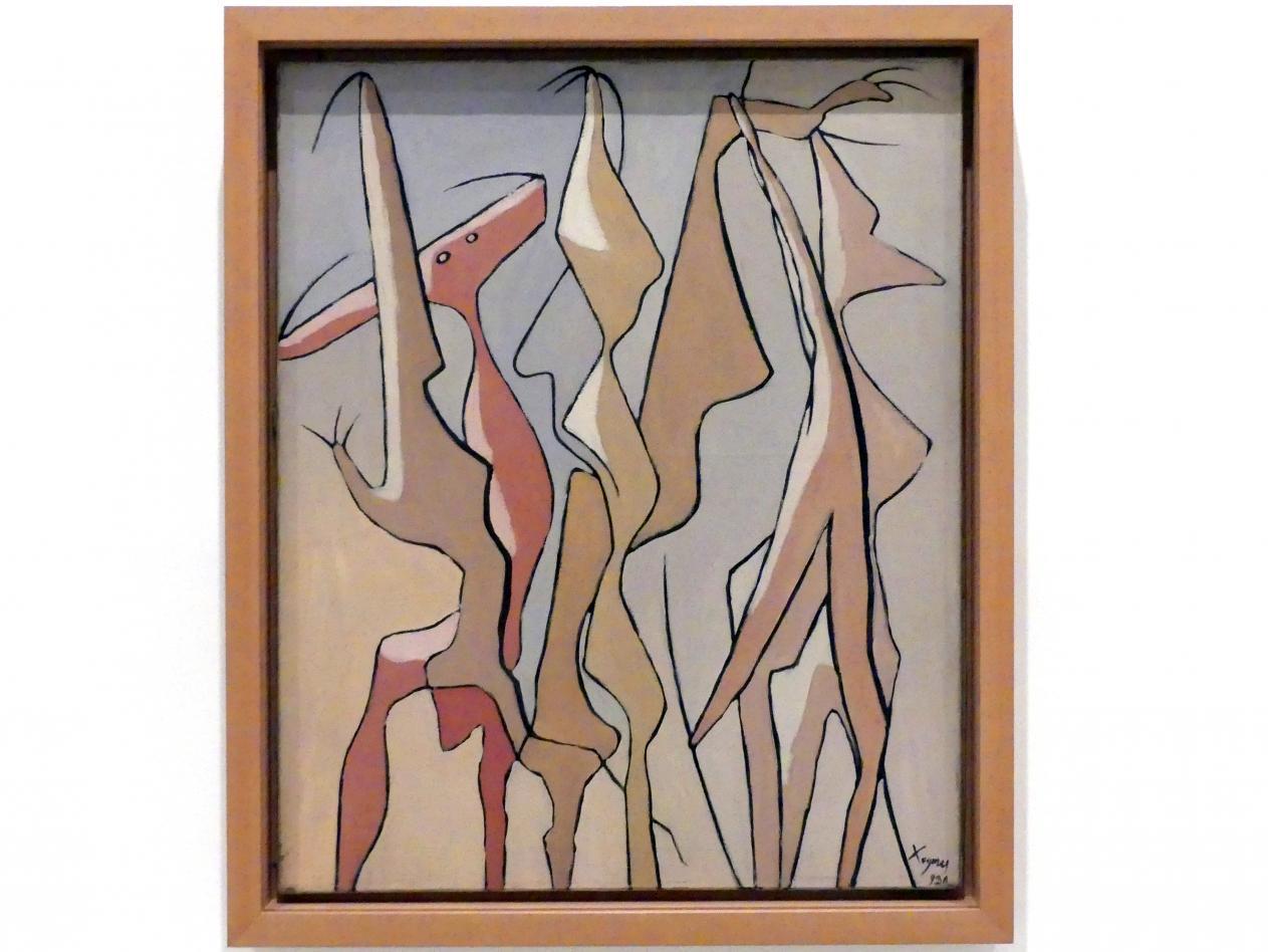 Josep de Togores: Formen, 1930