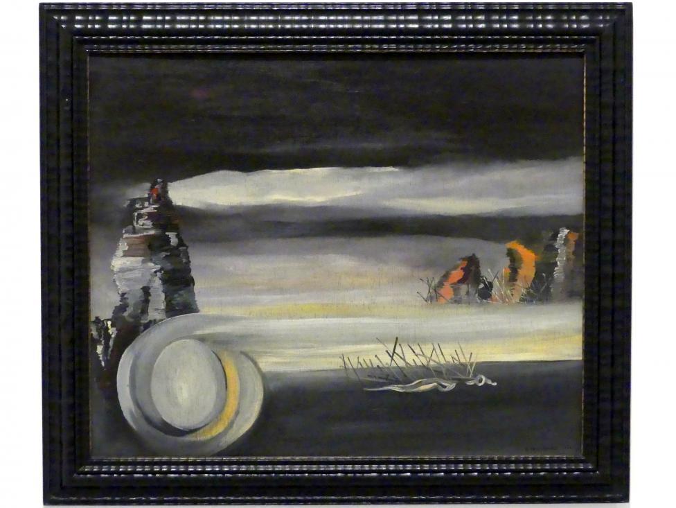 Óscar Domínguez: Kosmische Komposition, 1938