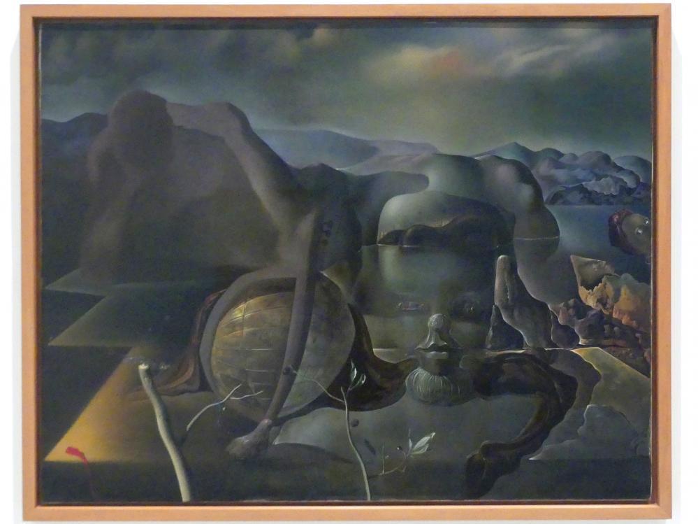 Salvador Dalí: Das endlose Rätsel, 1938
