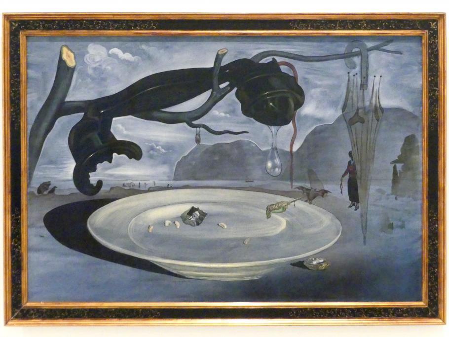 Salvador Dalí: Hitler's Enigma, 1939