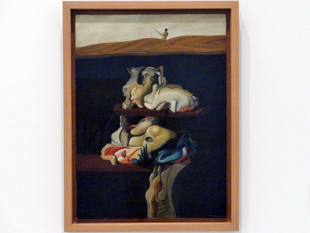Óscar Domínguez: Guanchen-Höhle, 1935