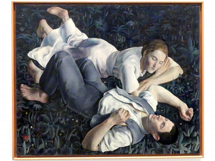 Rosario de Velasco: Adam und Eva, 1932