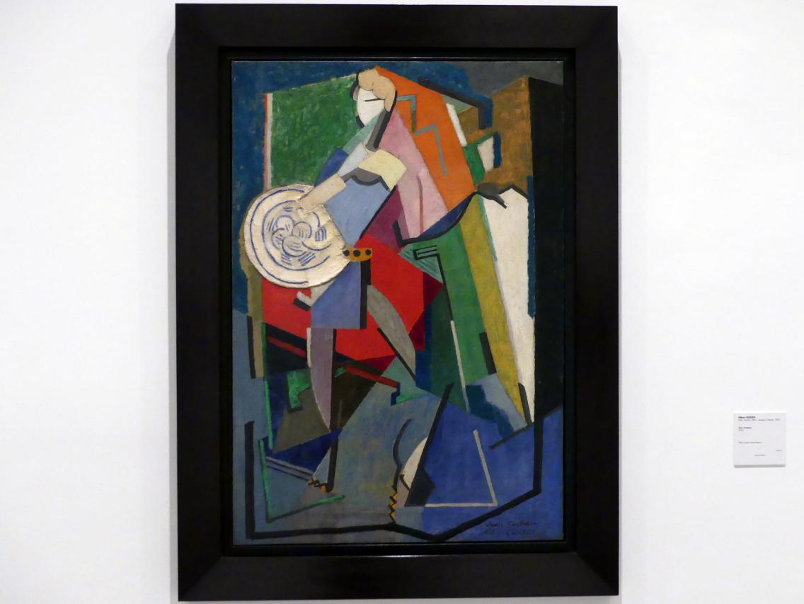 Albert Gleizes: Jean Cocteau, 1916