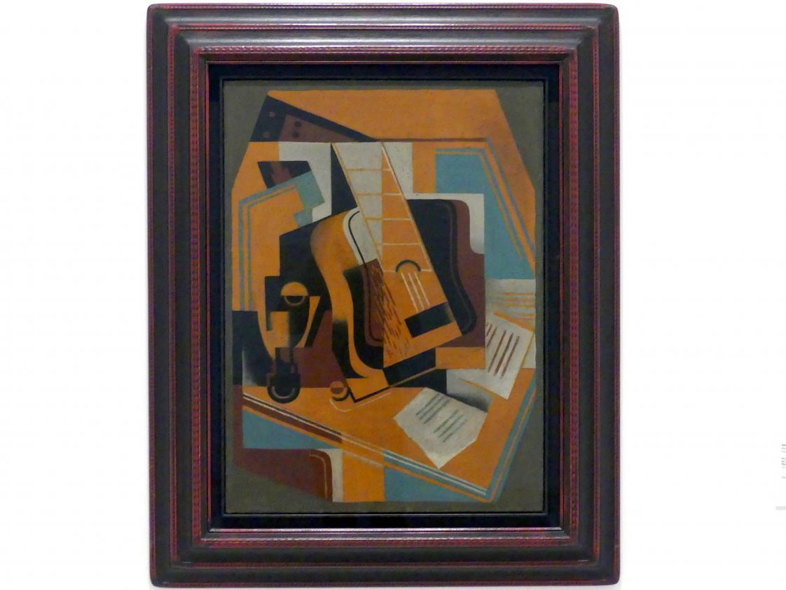 Juan Gris: Gitarre, 1918