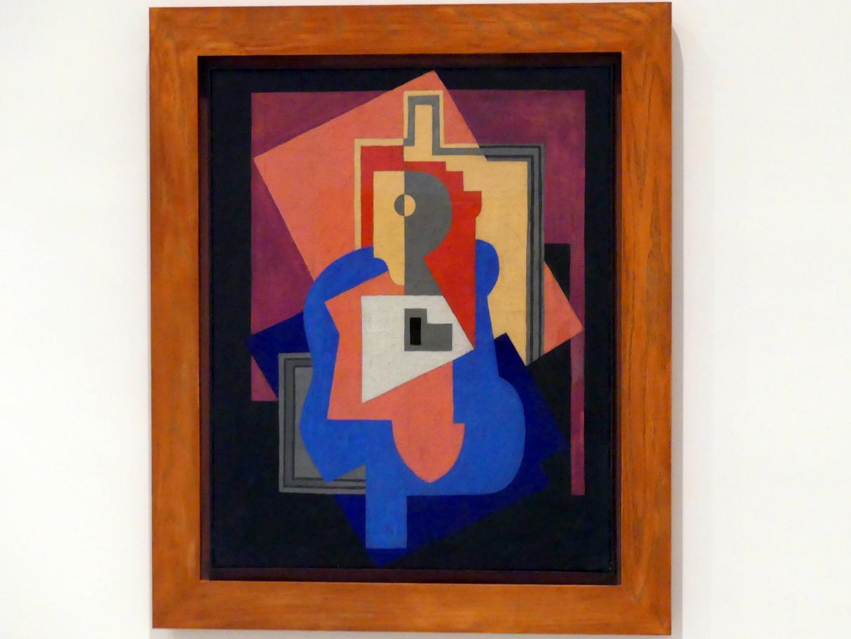Albert Gleizes: Komposition, 1922