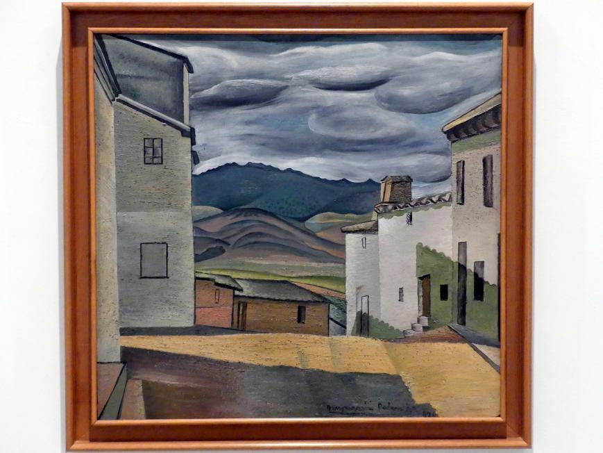 Benjamin Palencia: Landschaft, 1926