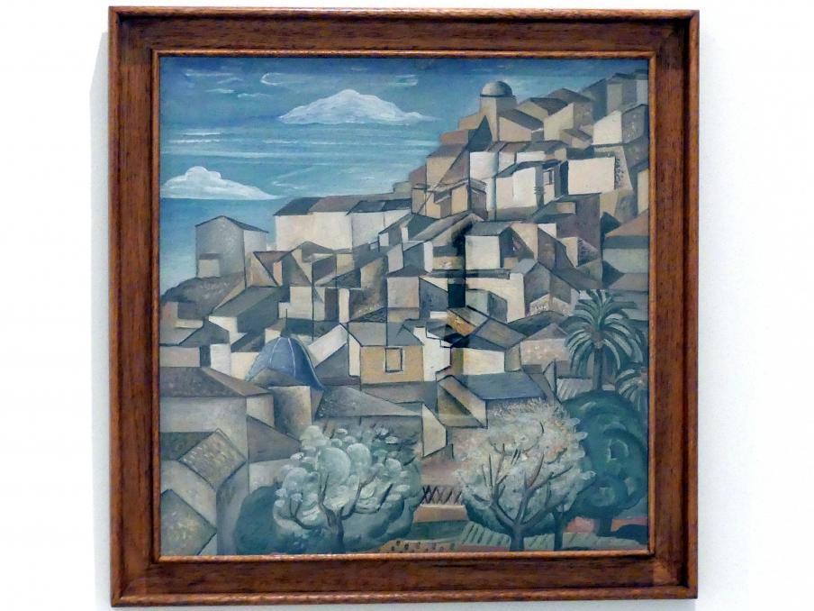 Benjamin Palencia: Dörfer, 1925