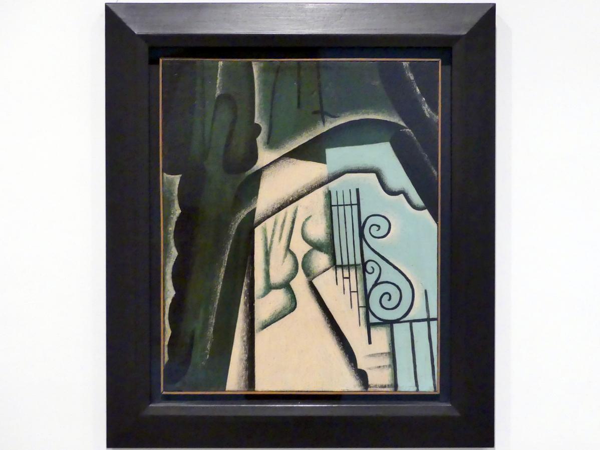 Juan Gris: Der Garten, 1916