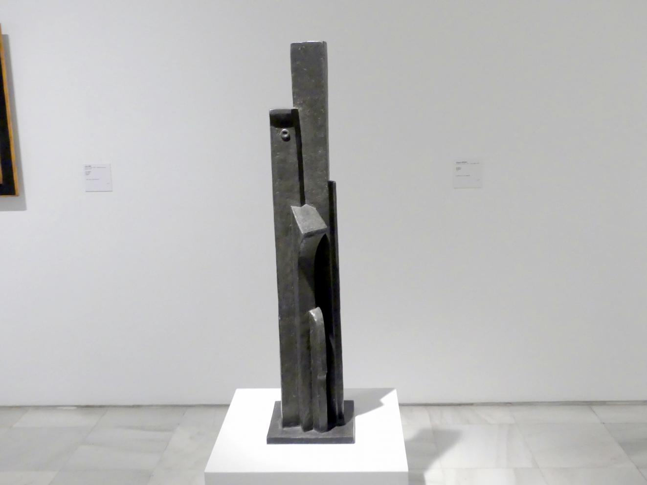 Jacques Lipchitz: Skulptur, 1915