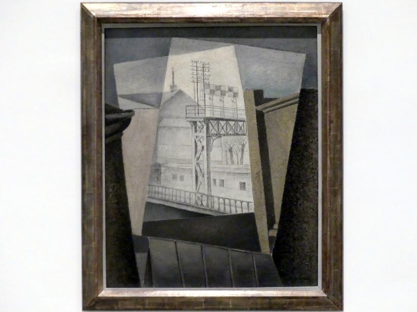 Diego Rivera: Schornstein, 1913