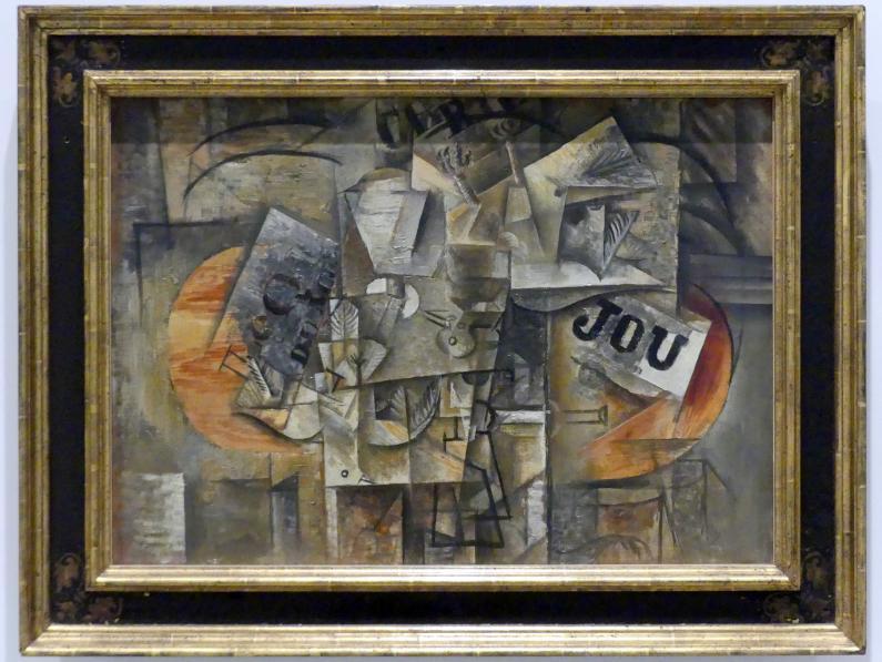 Pablo Picasso: Tote Vögel, 1912
