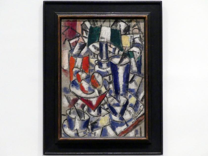 Fernand Léger: Stillleben mit Lampe, 1914