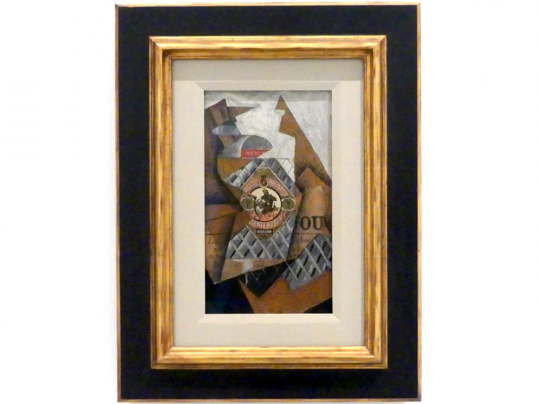 Juan Gris: Anisflasche, 1914