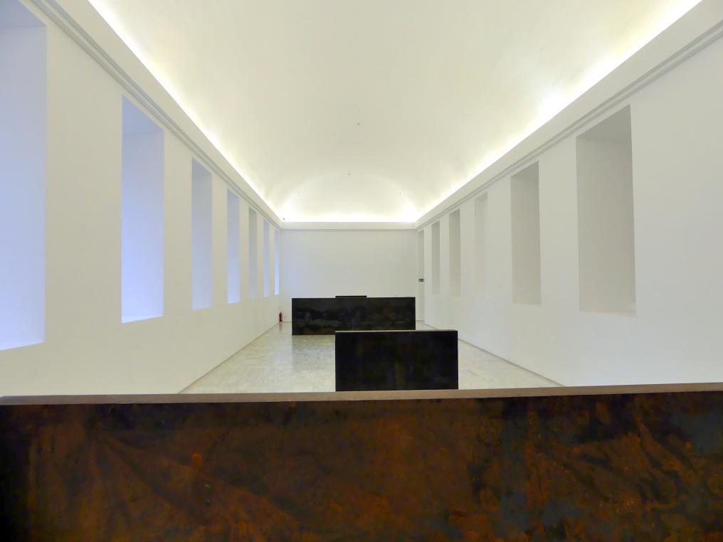 Richard Serra: Gleich - Parallel: Guernica - Bangasi, 1986