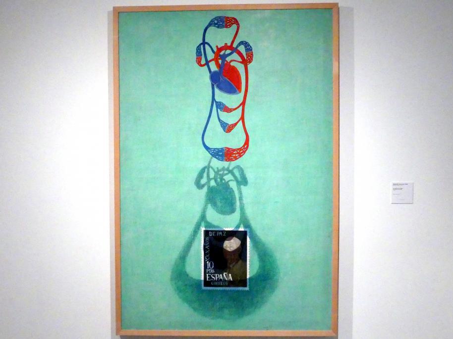Monjalés (José Soler Vidal): Schatten des Blutes, 1969