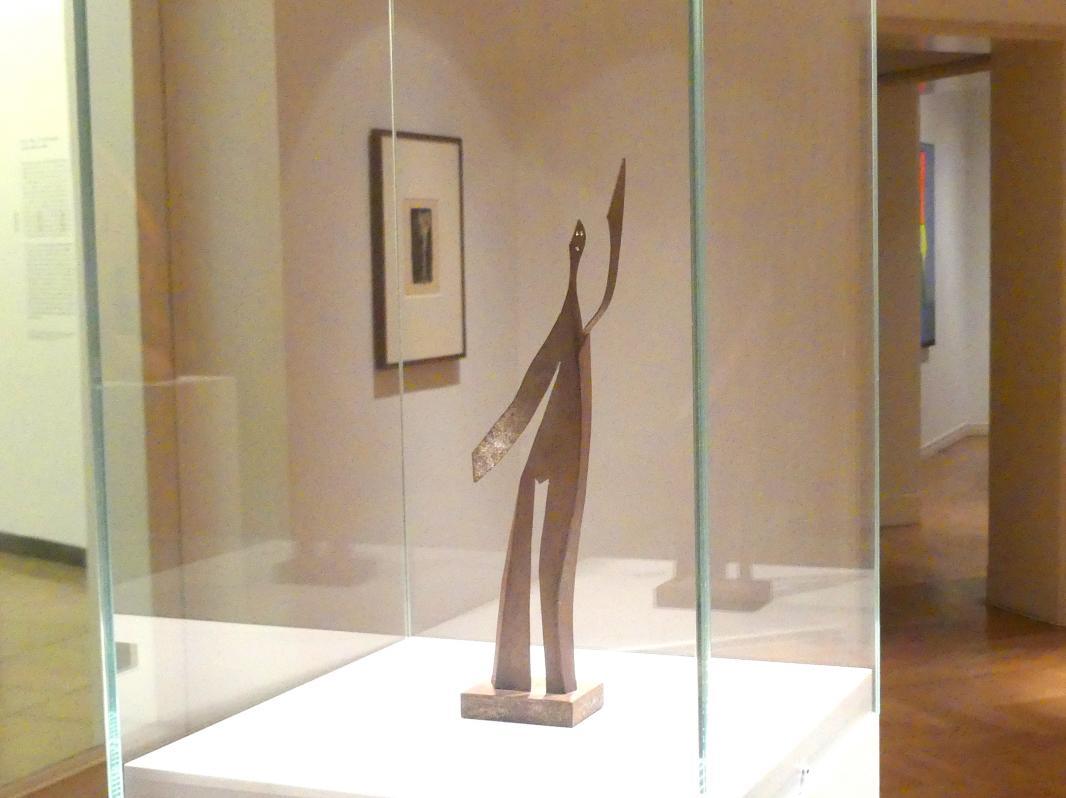 Thomas Scheibitz: Kleine Skulptur, 2014