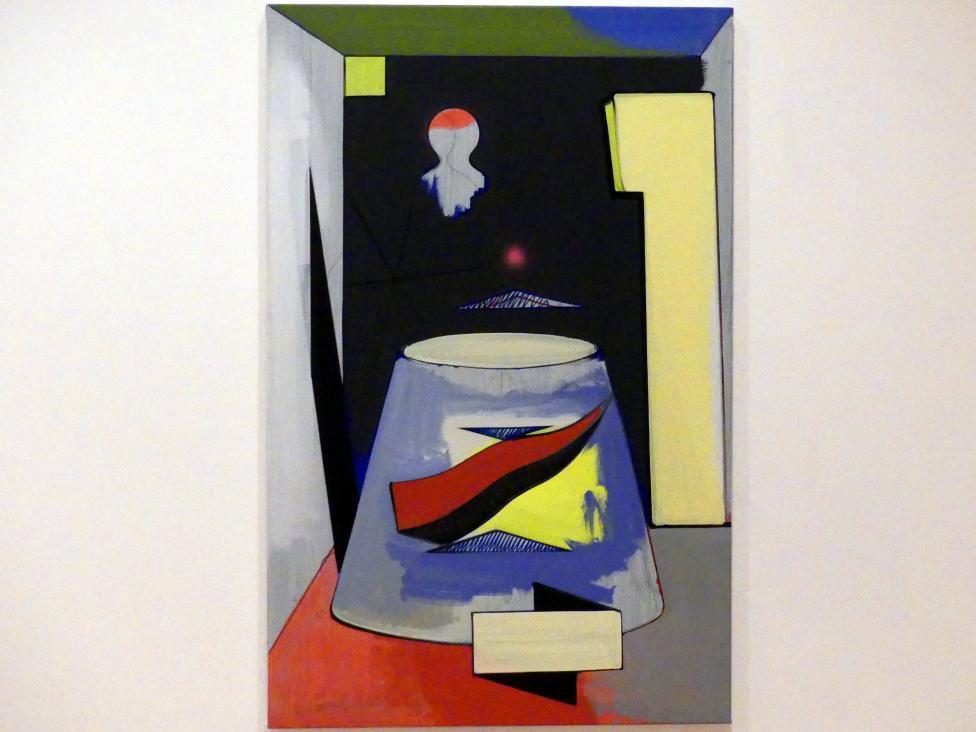 Thomas Scheibitz: Kammer, 2018