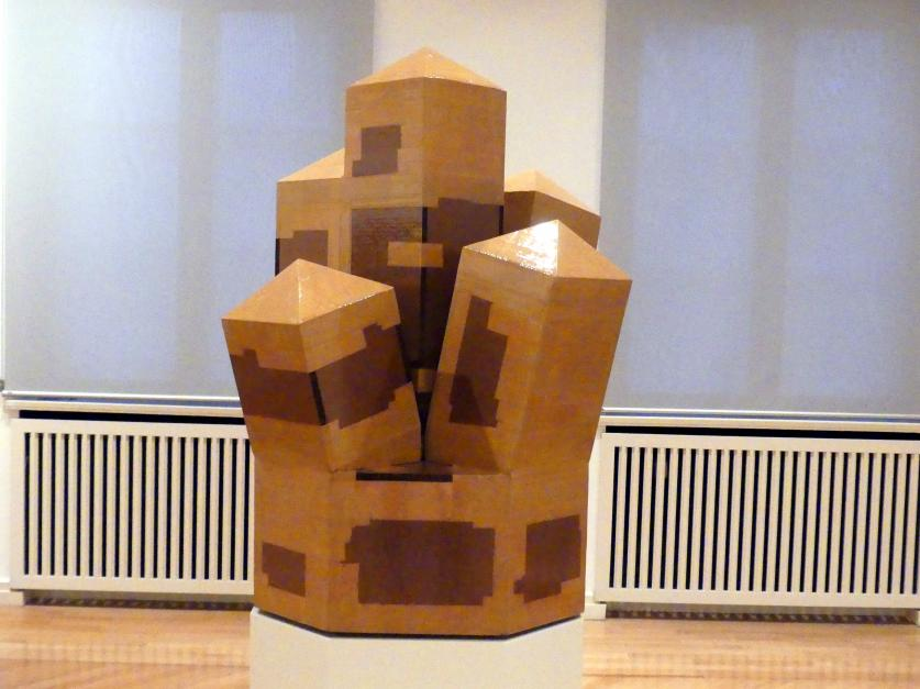 Thomas Scheibitz: Kristall, 2014