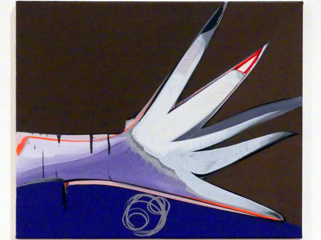 Thomas Scheibitz: Hand, 2004