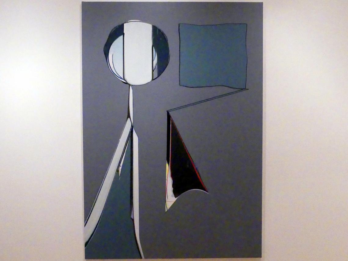 Thomas Scheibitz: Portrait Y.S.E., 2007