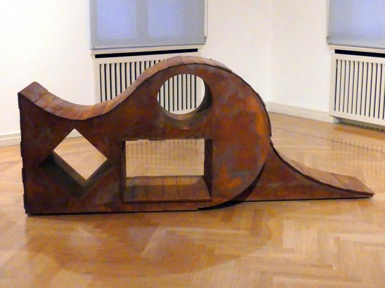 Thomas Scheibitz: Mars Studio und Modell, 2010
